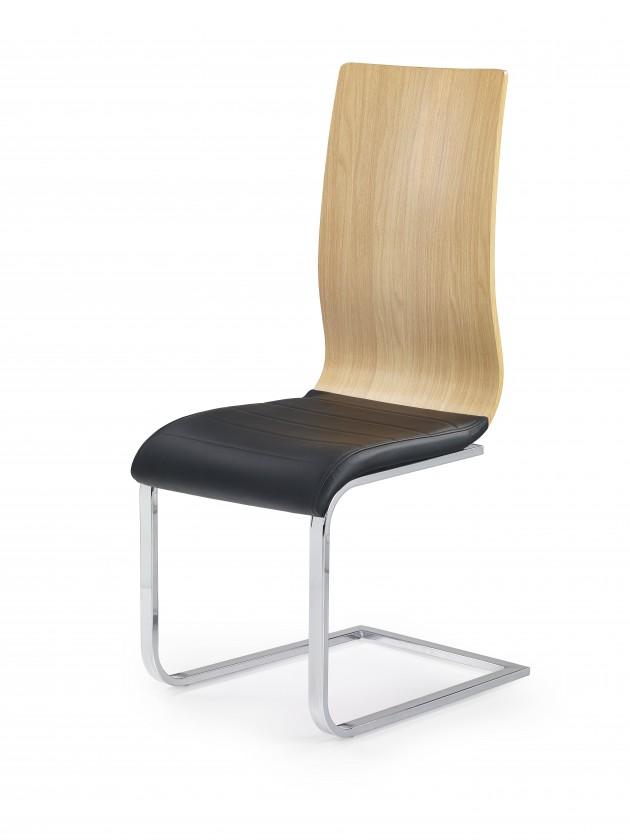 Jídelní židle K222 - Jídelní židle (hnědá, olše)
