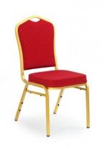 Jídelní židle K66 červená