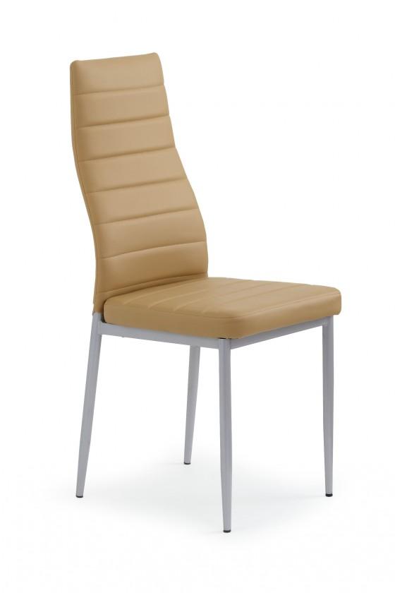 Jídelní židle K70 (světle hnědá)