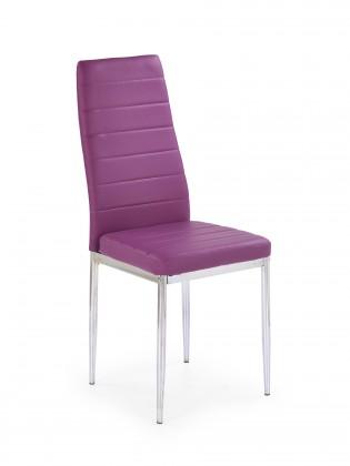Jídelní židle k70c (fialová)