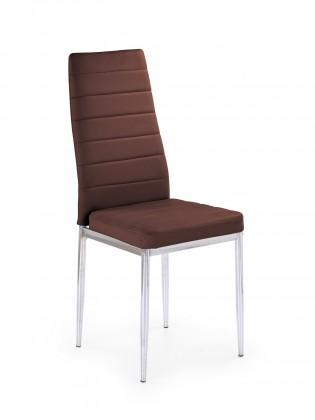 Jídelní židle K70C (hnědá)