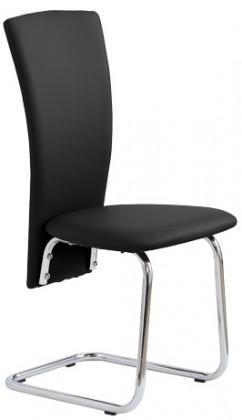 Jídelní židle K74 (černá)