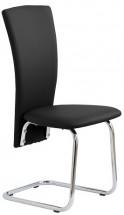 Jídelní židle K74 (černá) - II. jakost