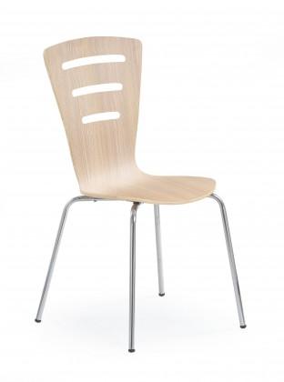 Jídelní židle K83 (dub sonoma)