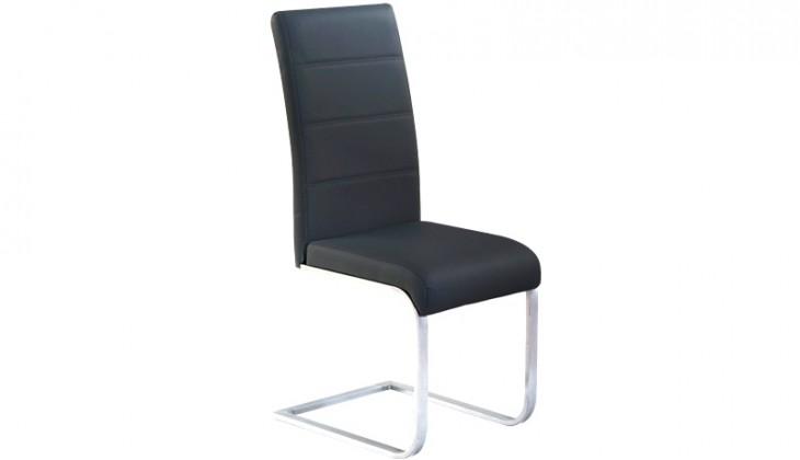 Jídelní židle K85 (černá)