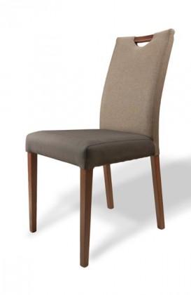 Jídelní židle Lana (antik nuss/tiago 5453/S.Val 342)