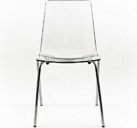 Jídelní židle Lollipop(transparente)
