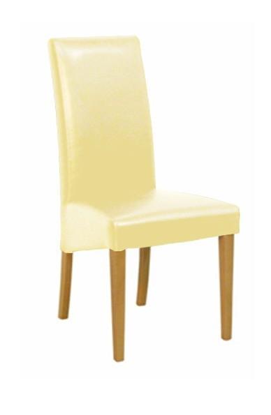 Jídelní židle Luna (dub sonoma/elektra beige 003)