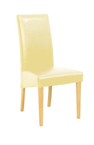 Jídelní židle Luna (přírodní dub/elektra beige 003)
