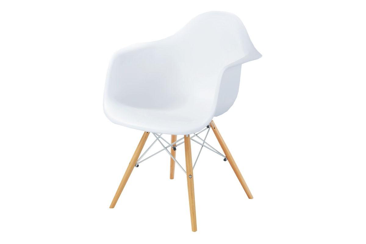 Jídelní židle MAZINO(pp, chrom, buk)