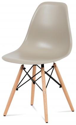 Jídelní židle Mila - Jídelní židle latté