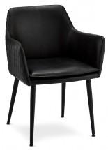 Jídelní židle Monda černá