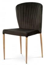 Jídelní židle Nitte dub, šedá