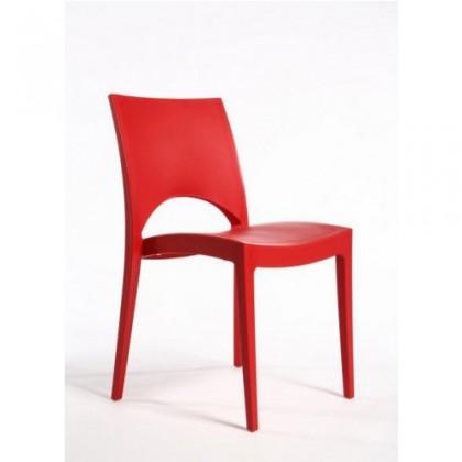 Jídelní židle Paris(rosso)