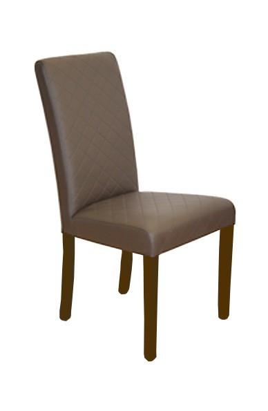 Jídelní židle Patrick (wenge/andero grau)