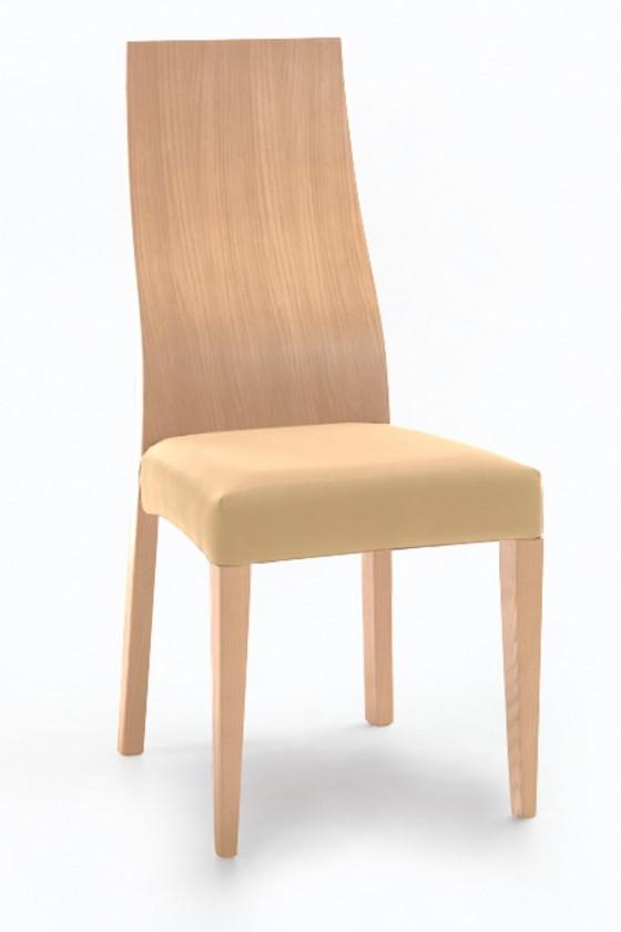 Jídelní židle Pinta  (dub/antara béžová)