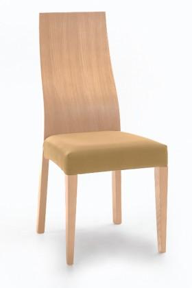 Jídelní židle Pinta  (dub/antara okrová)