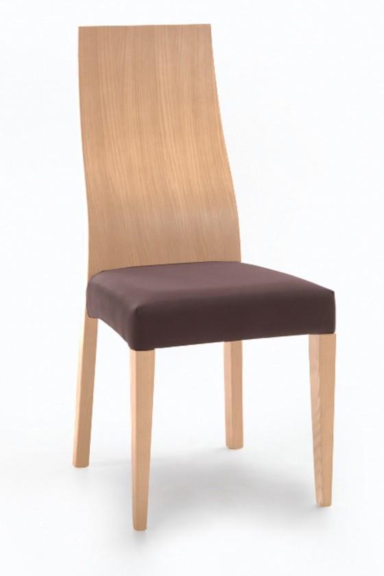 Jídelní židle Pinta  (dub/antara tmavě hnědá)