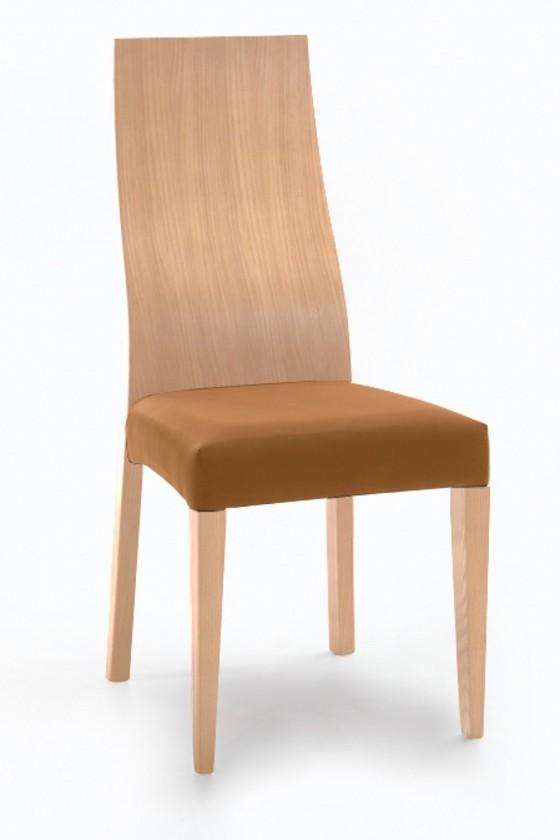 Jídelní židle Pinta  (dub/navara hořčicová)