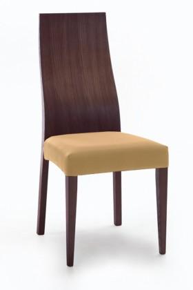 Jídelní židle Pinta  (jasan/antara okrová)