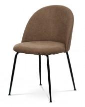Jídelní židle Prudence (hnědá)