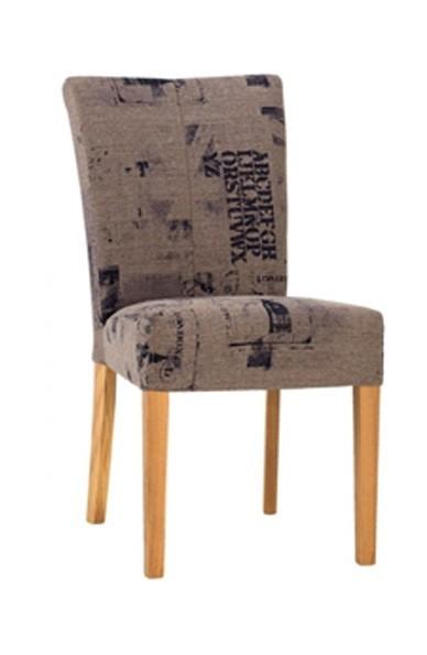 Jídelní židle Queen (přírodní dub)