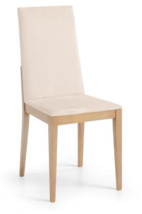 Jídelní židle Rabida  (dub/antara světle béžová)