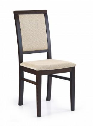 Jídelní židle Sylwek 1  (béžová torent beige, wenge)