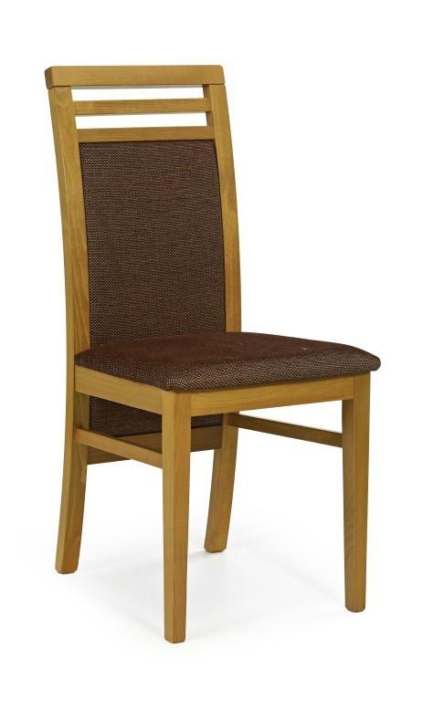 Jídelní židle Sylwek 4  (olše/torent brown)