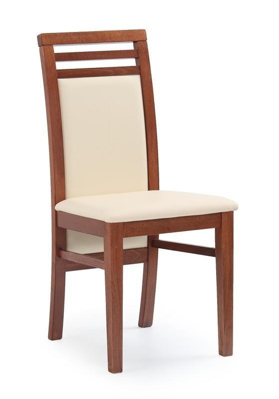 Jídelní židle Sylwek 4  (třešeň/D1P)
