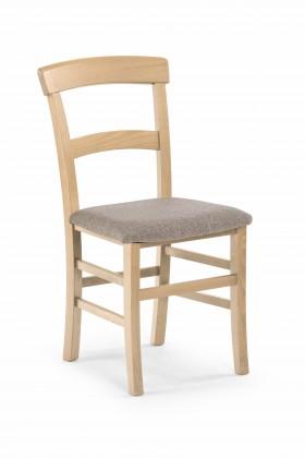 Jídelní židle Tapo - Jídelní židle (světle hnědá, dub sonoma)
