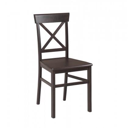 Jídelní židle Tatra - jídelní židle (masivní buk, schoko bardolino)