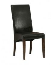 Jídelní židle (tmavě hnědá) - II. jakost