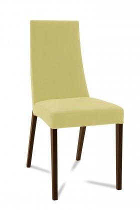 Jídelní židle Tortuga (jasan/látka carabu písková)