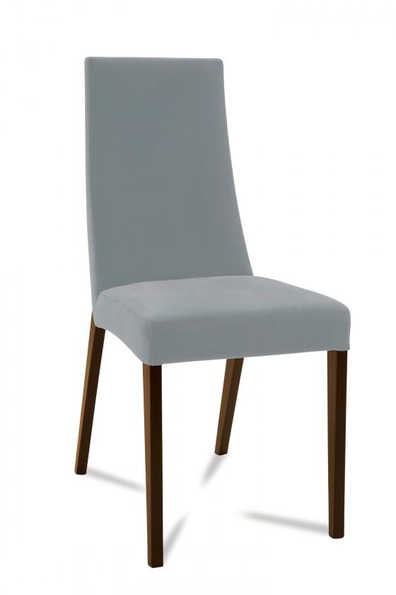 Jídelní židle Tortuga (jasan/látka carabu šedá)