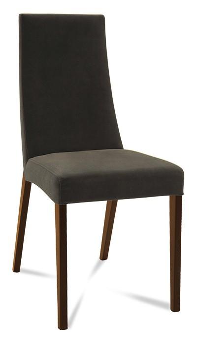 Jídelní židle Tortuga (jasan/látka carabu tmavě šedá)