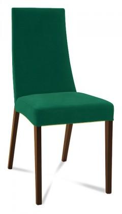 Jídelní židle Tortuga (jasan/látka orion mořská zelená)