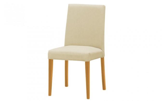 Jídelní židle Uno(buk/carabu crema 86)