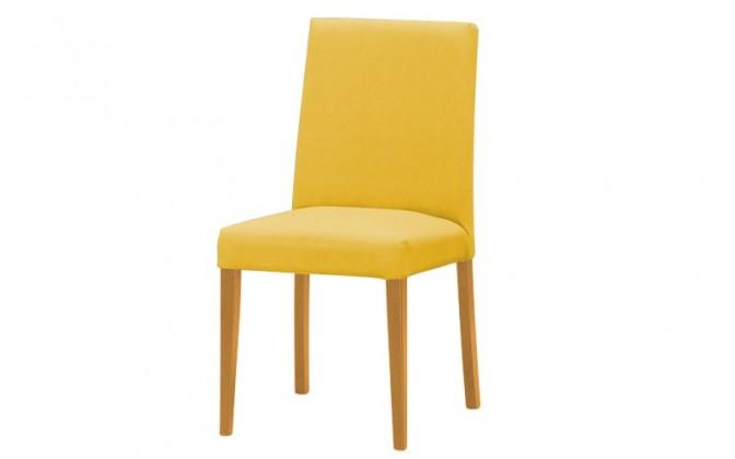 Jídelní židle Uno(buk/carabu giallo 131)