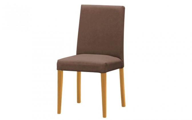 Jídelní židle Uno(buk/carabu marrone 57)