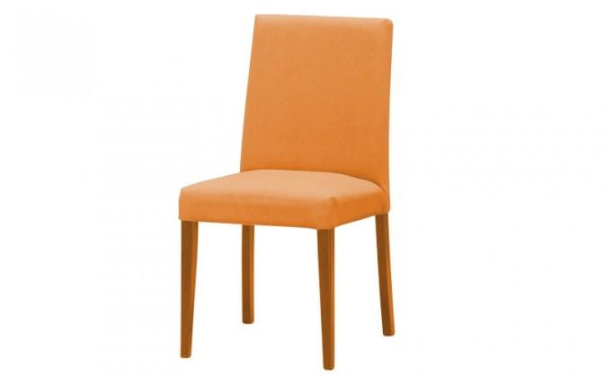 Jídelní židle Uno(olše/carabu arancio 94)