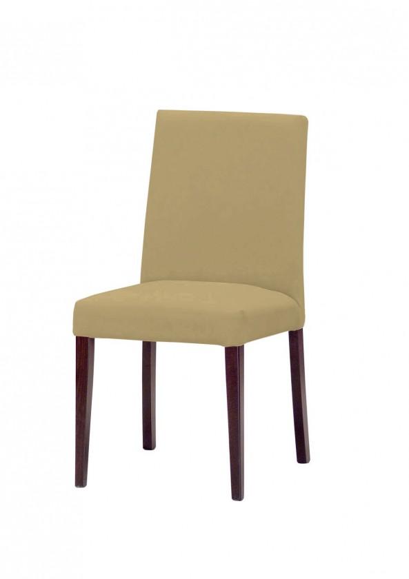 Jídelní židle Uno(tm.hnědá/carabu beige 66)