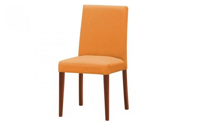 Jídelní židle Uno(třešeň/carabu arancio 94)