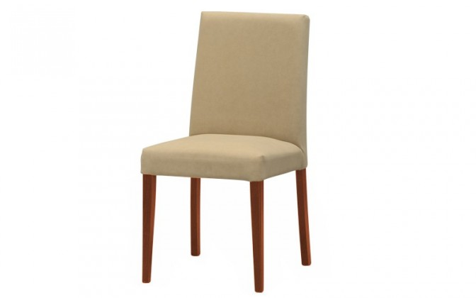 Jídelní židle Uno(třešeň/carabu beige 66)