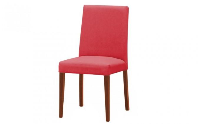 Jídelní židle Uno(třešeň/carabu bordo 80)