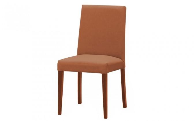Jídelní židle Uno(třešeň/carabu terracotta 75)