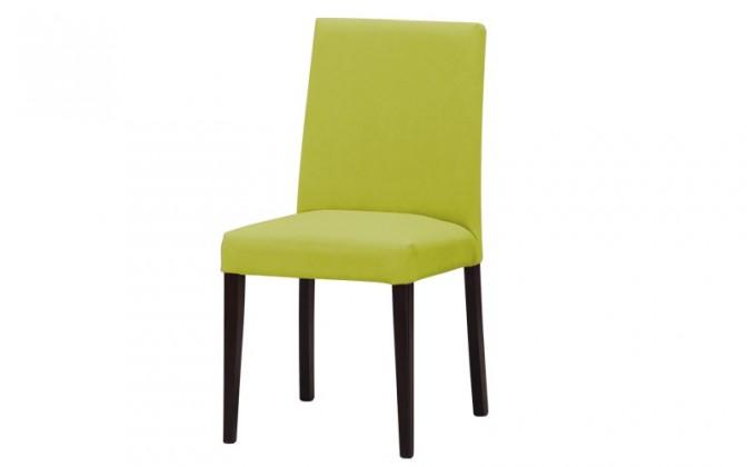 Jídelní židle Uno(wenge/carabu verde chiaro 96)
