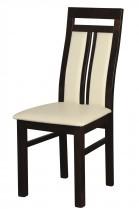 Jídelní židle Verona (wenge/madryt 120)