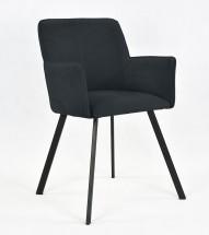 Jídelní židle Vian černá
