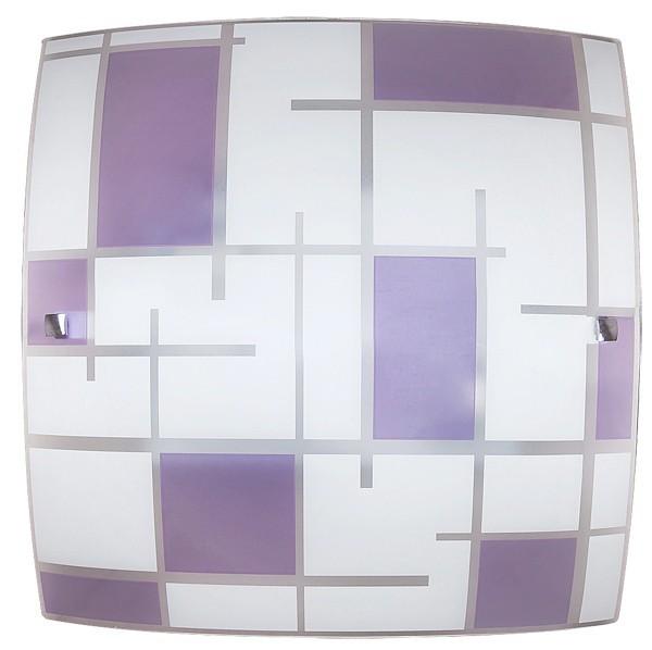 Jody - Nástěnná svítidla, E27 (bílá/fialová)